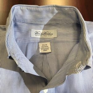 Brooks Brothers Button Down (Slim Fit)